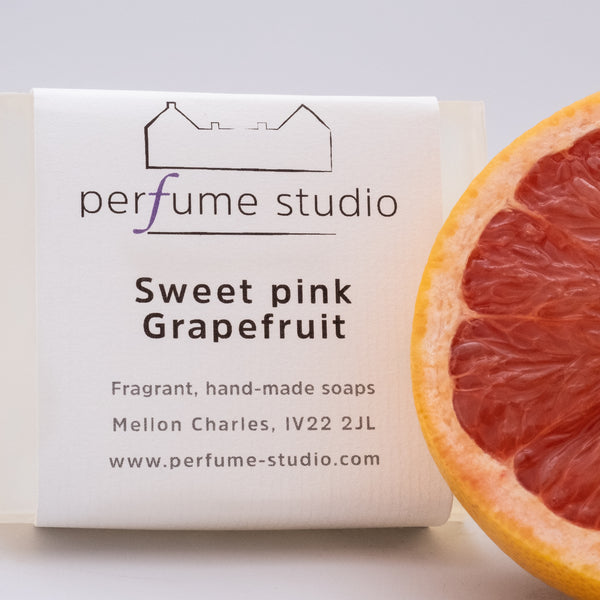 Sweet Pink Grapefruit Soap