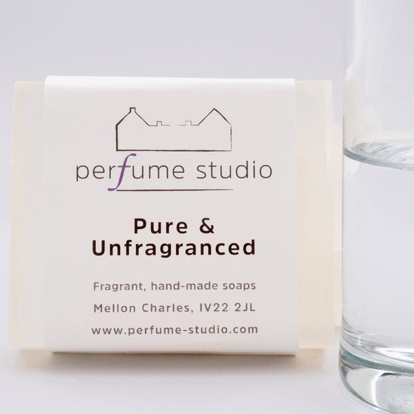 Pure & Unfragranced Soap