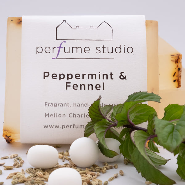 Peppermint & Fennel Soap