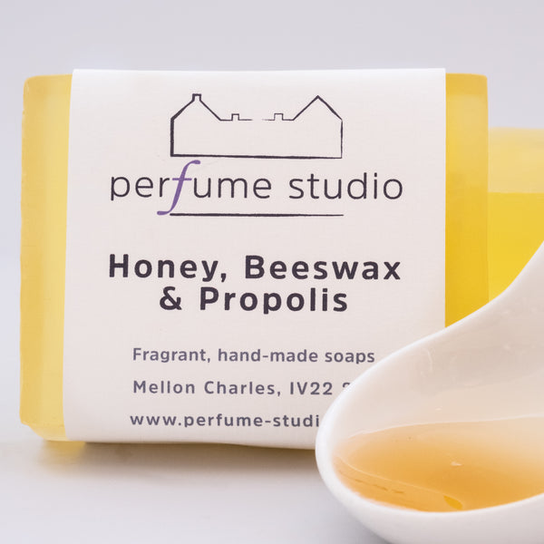 Honey Bee Soap - Honey & Propolis