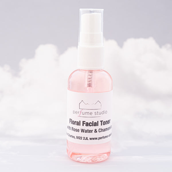 Floral Spa Fresh Facial Toner with Rose Water & Camomile