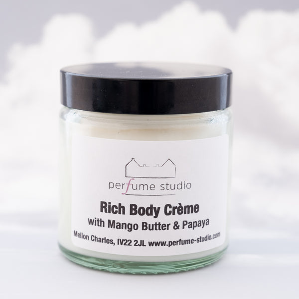 Mango Butter & Papaya Rich Body Creme