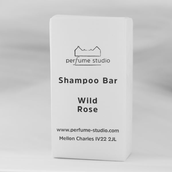 Wild Rose Shampoo Bar