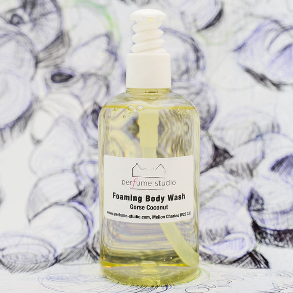 Gorse Coconut Foaming Body Wash