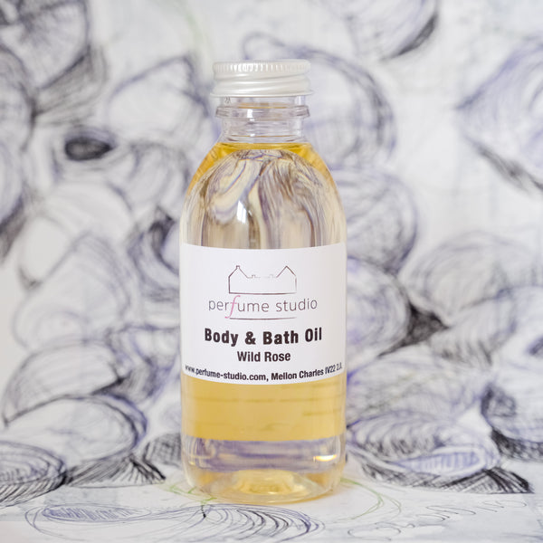 Wild Rose Body & Bath Oil