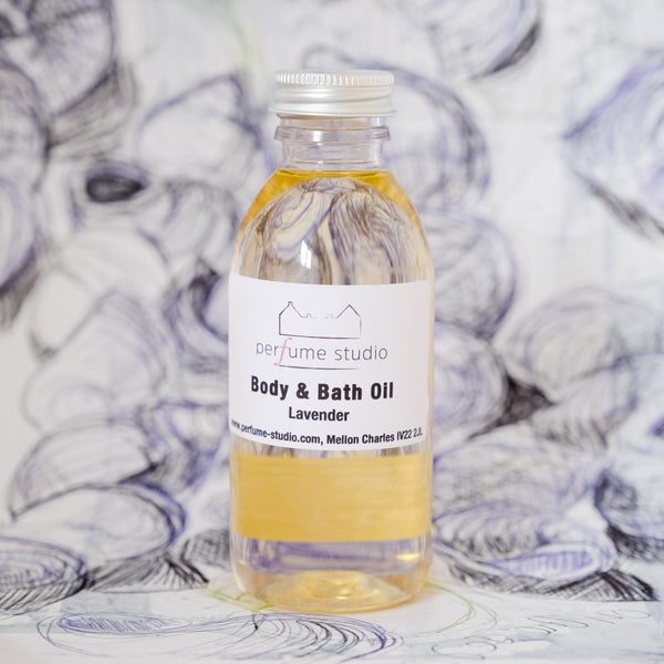 Lavender Body & Bath Oil