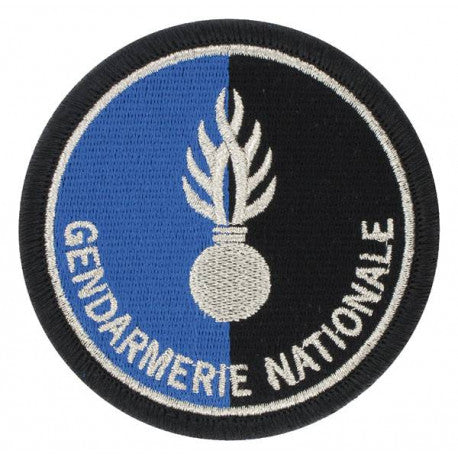 Rondache gendarmerie nationale