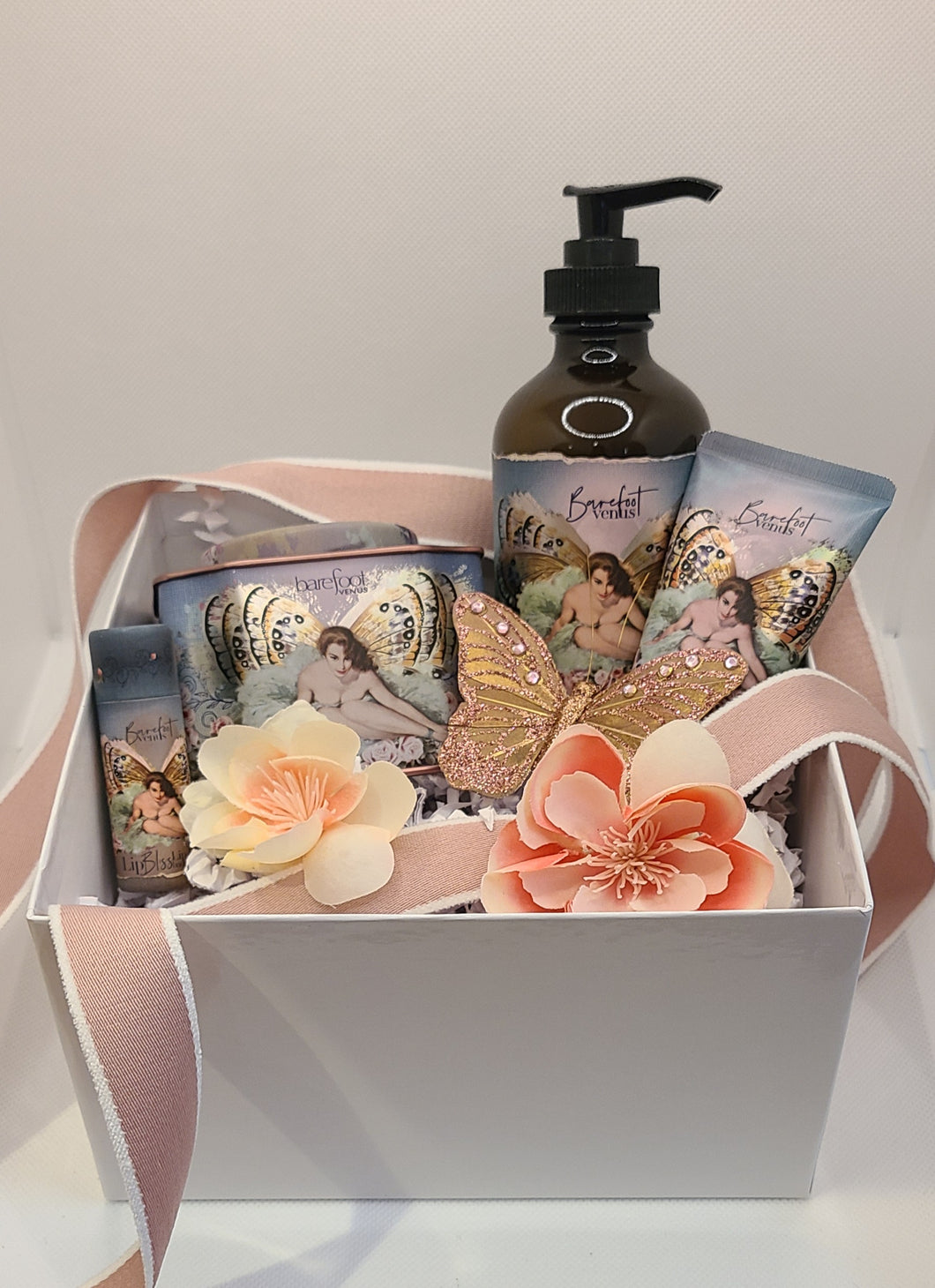 Gift Set - The Vanilla Effect Body