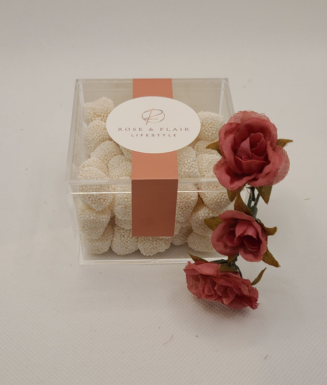 Rose & Flair Special Champagne Bubbles Candy Box