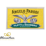 Filetti di Sgombro Angelo Parodi 125g