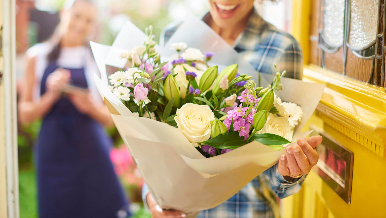Say It With Flowers Subscription