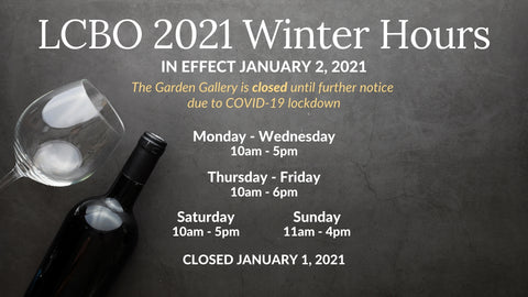 LCBO Hours 2021