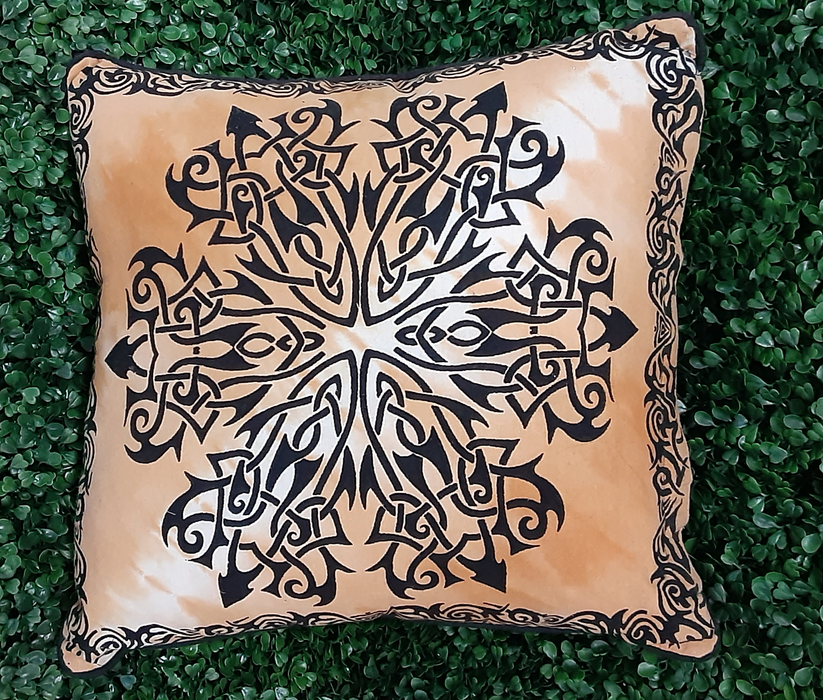 Celtic star knot patterns -CUSHION