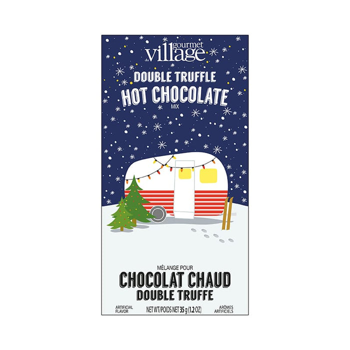 Winter Camper Hot Chocolate Double Truffle