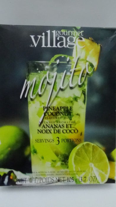 MOJITO PINEAPPLE COCONUT