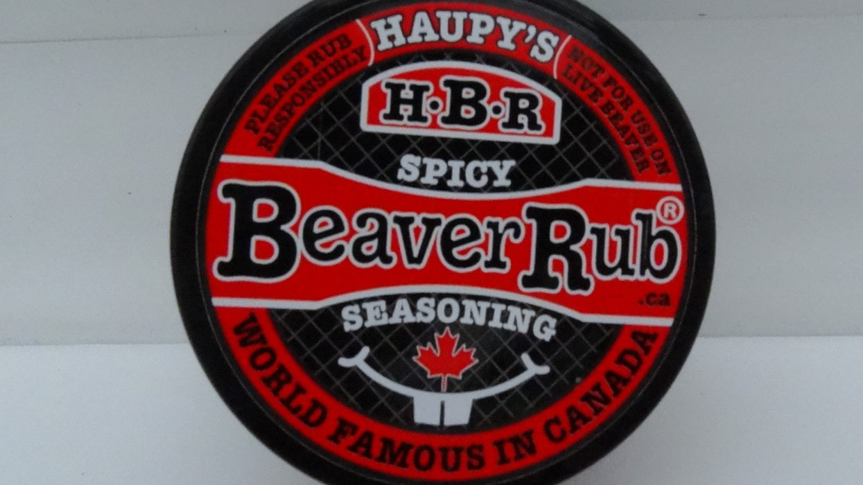 BEAVER RUB- SPICY 99G