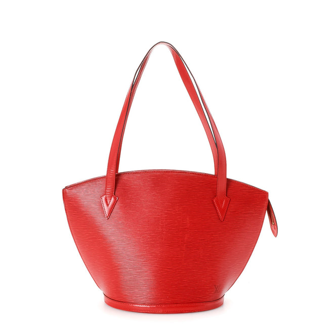 Louis Vuitton Carmine St. Jacques Shopping Tote Bag