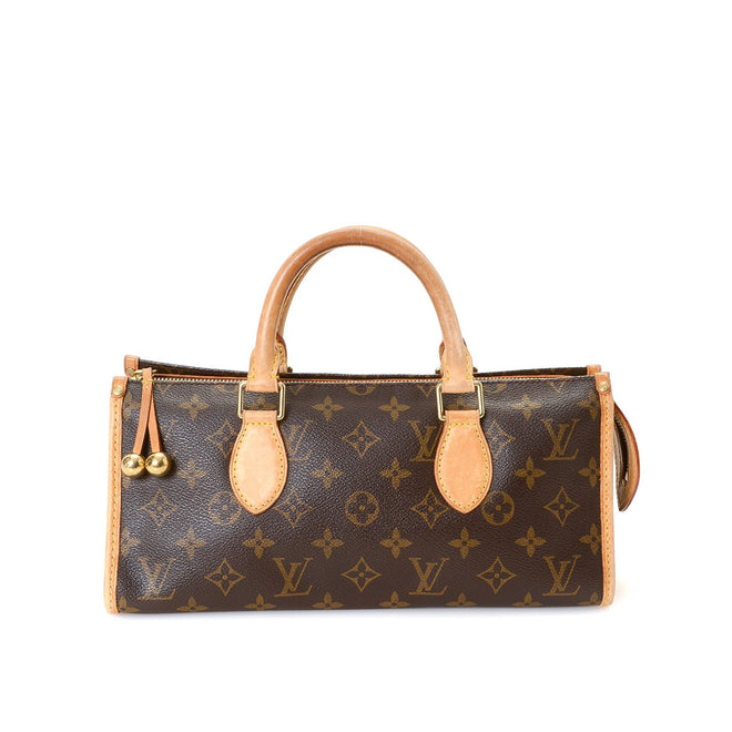 Louis Vuitton Brown Monogram Popincourt Tote Bag