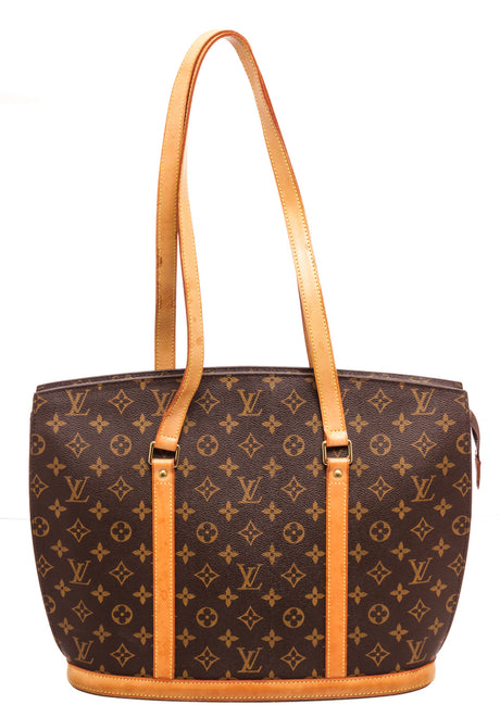 Louis Vuitton Brown Monogram Babylone Shoulder Bag