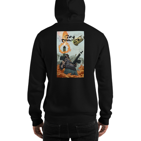 Crazy Cartoon Unisex Hoodie