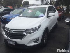 Engine LYX Holden Equinox LS EQ 2L Turbo Petrol 2017
