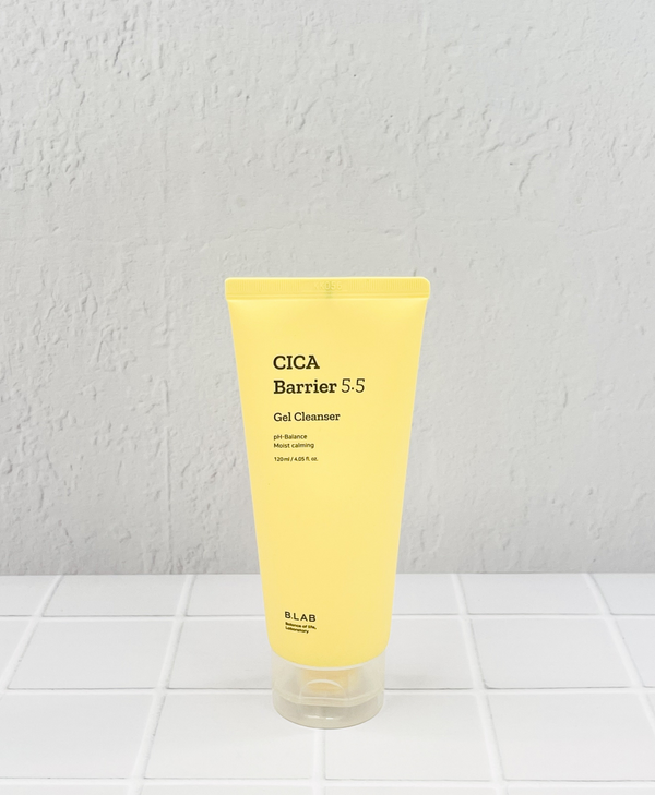 B.LAB Cica Barrier 5.5 Gel Cleanser
