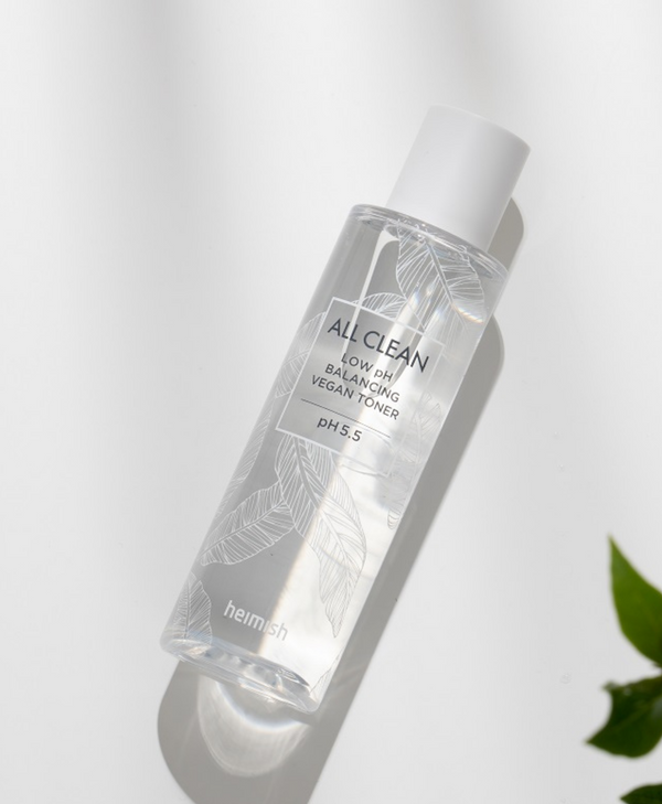 Heimish All Clean Low pH Balancing Vegan Toner