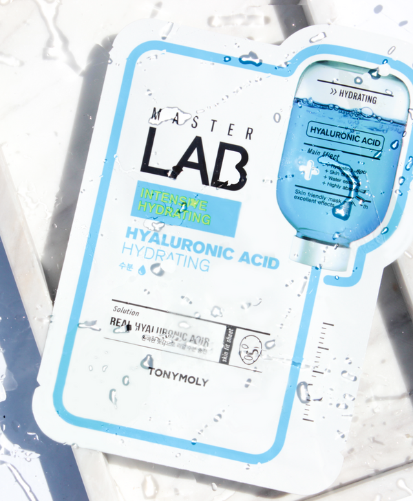 TONYMOLY Master Lab Real Mask Sheet - Hyaluronic Acid (hydrating)