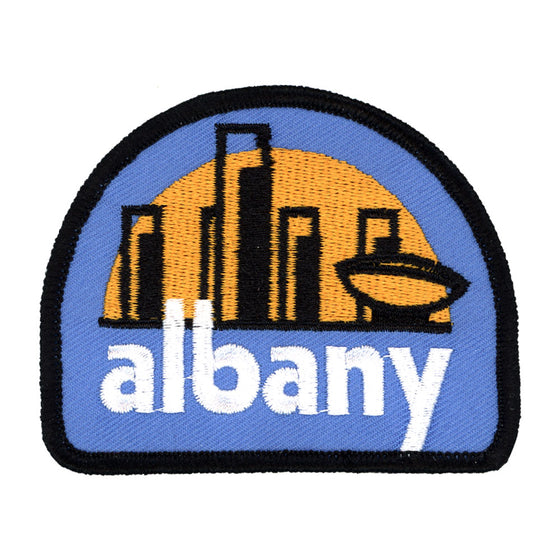 Albany Skyline Patch