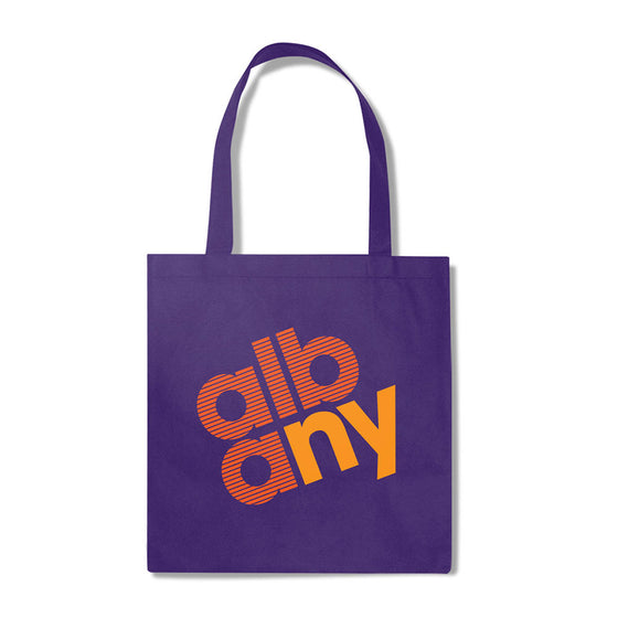 Albany Tote Bag (Purple)