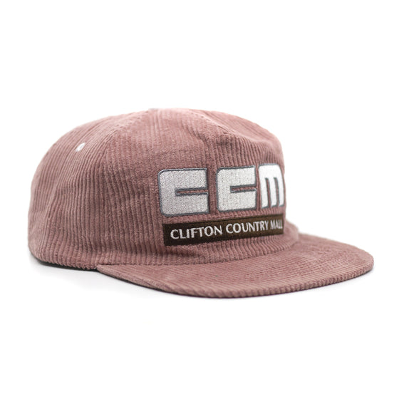 Clifton Country Mall Corduroy Snapback