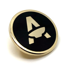Albany Egg Lapel Pin