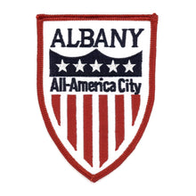 Albany All-America City Patch