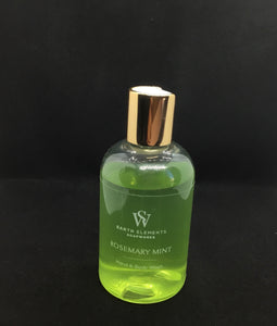 Earth Elements Soap Works Rosemary Mint Hand & Body Wash