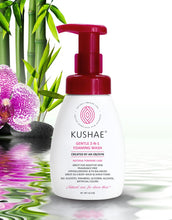 Load image into Gallery viewer, Kushae Gentle 2-n-1 Foaming Wash