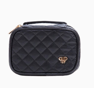 PURSEN TIARA MINI JEWELRY CASE - TIMELESS QUILTED