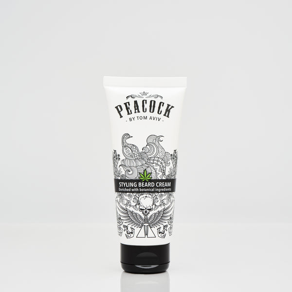 PEACOCK - STYLING BEARD CREAM