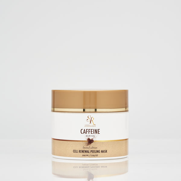 CAFFEINE CELL RENEWAL PEELING MASK 200ML