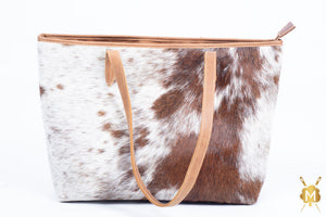 Shany-Luna Shopper bag with a closing zip.