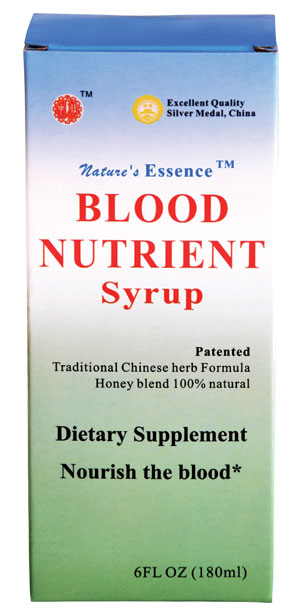 BLOOD NUTRIENT TONIC