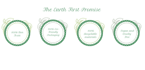 The Earth First Promise