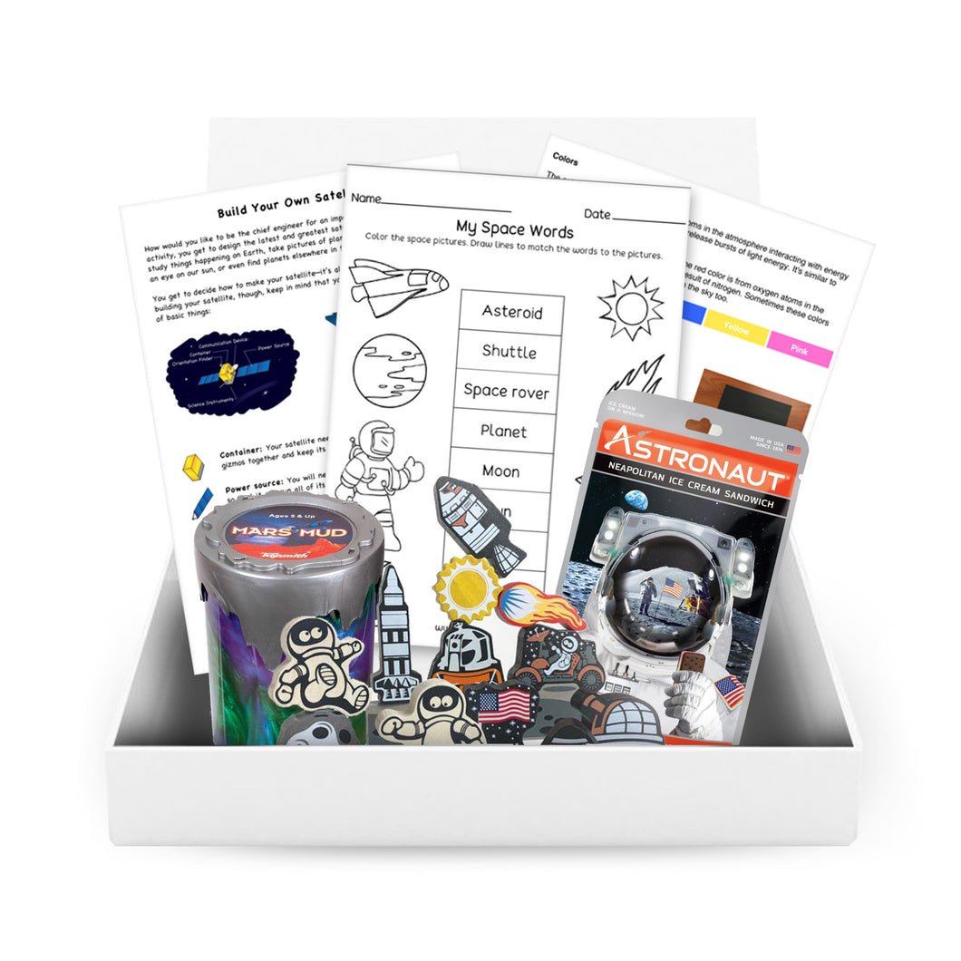 Space STEM Box (Pre-K)