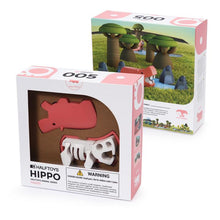 Load image into Gallery viewer, Halftoys Hippo