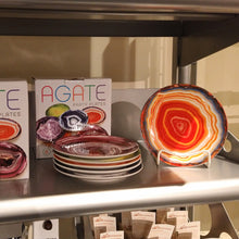 Load image into Gallery viewer, Agate Party Plates