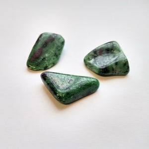 Polished Zoisite