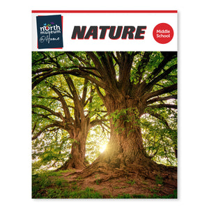 STEM Learning Activity Pack - Nature (Middle School)