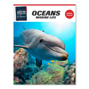 STEM Learning Activity Pack - Oceans (Middle School)