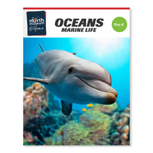 Load image into Gallery viewer, STEM Learning Activity Pack - Oceans (Pre-k)