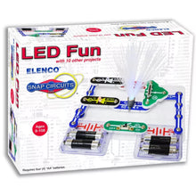Load image into Gallery viewer, LED Fun Electronic Circuit Science Set