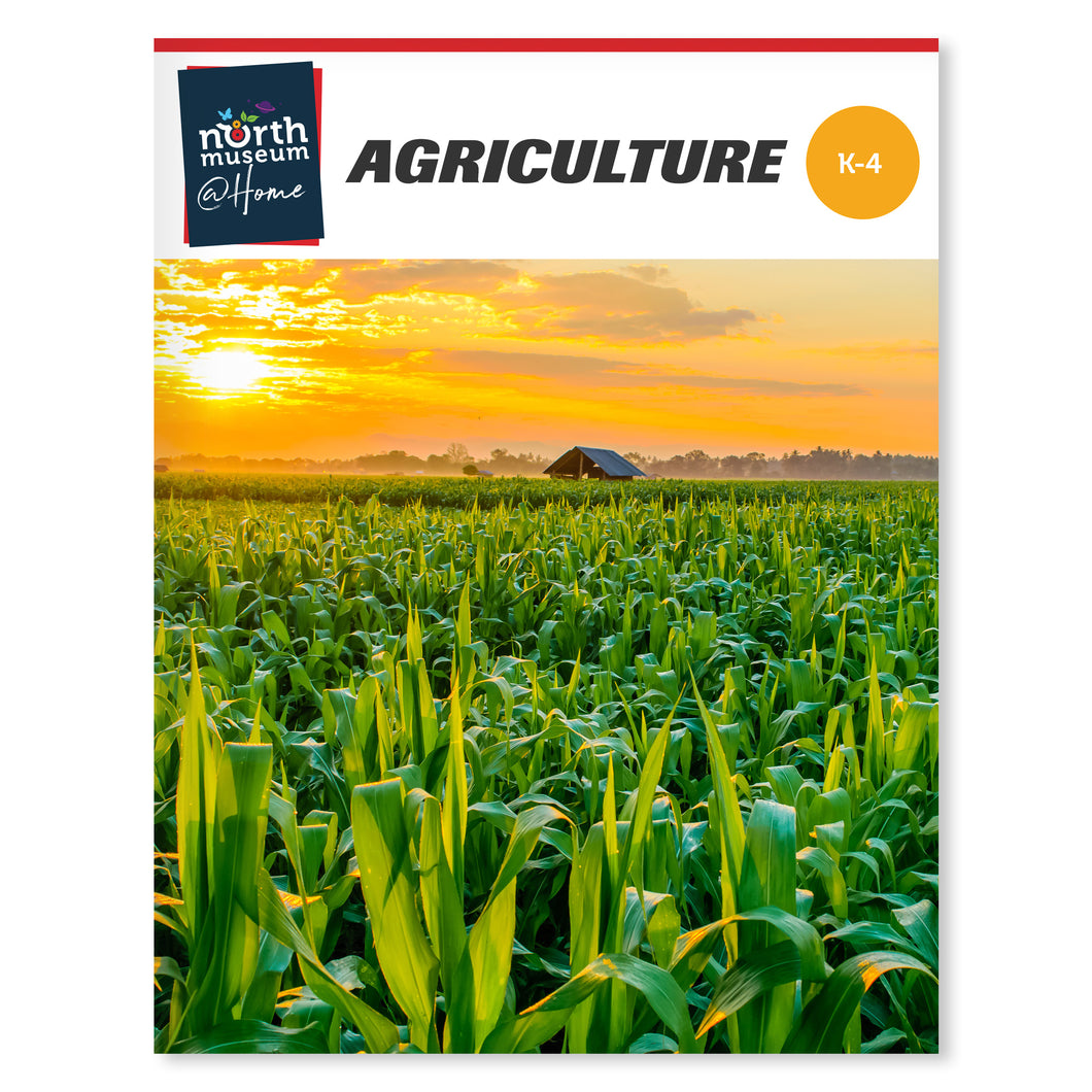 STEM Learning Activity Pack - Agriculture (K-4)